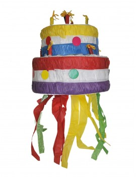 Pignatta Torta di Compleanno