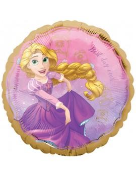 """Palloncino Tondo """"Rapunzel""""..."""