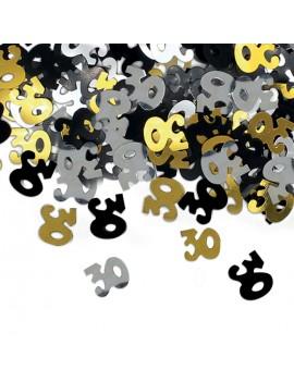 Confetti Decorativi Numero...