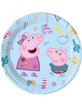 Piatti di Carta Peppa Pig...