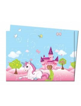 Tovaglia Unicorno Castello...