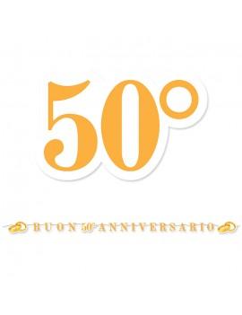 Festone 50 Anniversario 600...