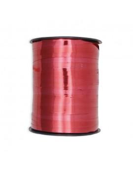 Rotolo Nastrino Rosso Metal 500 mt