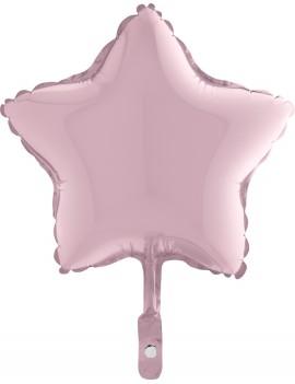 """Palloncino Mini Stella Rosa 9"""""""