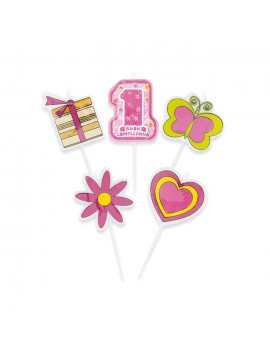 Candeline Picks One Pink (5...