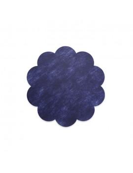 20 Margherite in TNT 35 cm Blu