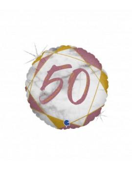 Palloncino Tondo Numero 50...