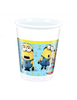 Bicchieri Minions Lovely da...