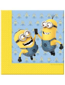 Tovaglioli Minions Lovely...