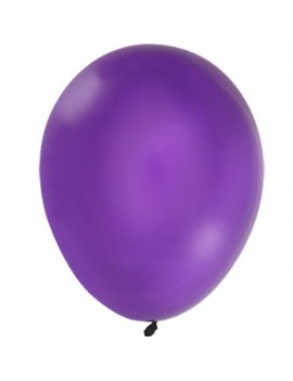 Palloncini in Lattice Viola 13 cm da 50 pz