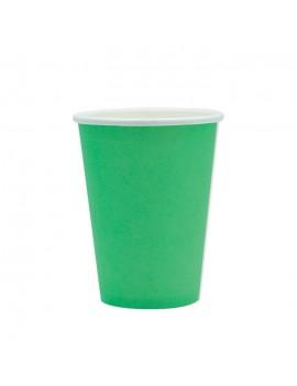 Bicchieri Ecolor Verdi da...