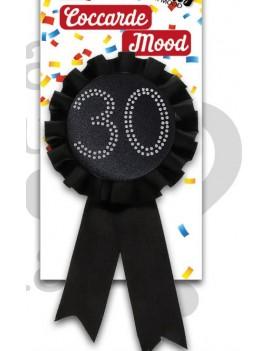 Spilla 30 anni Nera