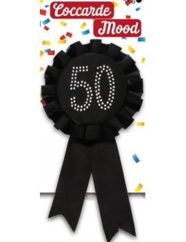 Spilla 50 anni Nera