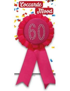 Spilla 60 anni Fucsia