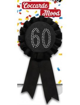 Spilla 60 anni Nera