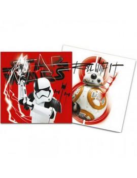 Tovaglioli Star Wars 33x33...
