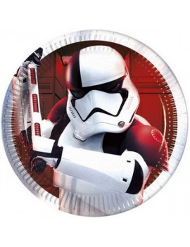 Piatti Star Wars 20 cm (8 pz)