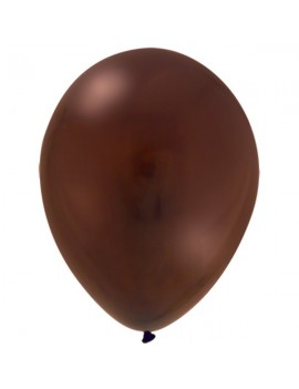 Palloncini in Lattice Marroni 13 cm da 50 pz