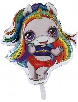 Palloncino Poopsie Rainbow