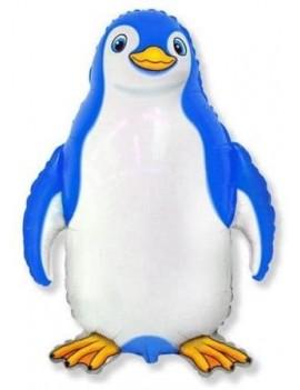 Palloncino Pinguino Blu