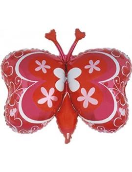 Palloncino Farfalla Cuore