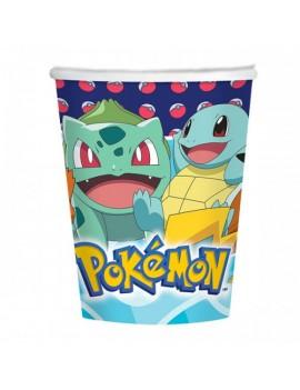 Bicchieri Pokemon da 250 ml...