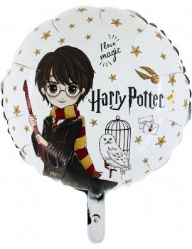 Palloncino Tondo Harry Potter