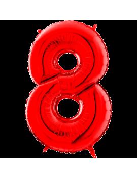 Palloncino Medio Numero 8...