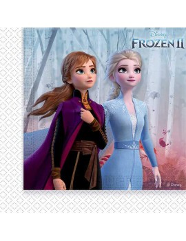 Tovaglioli di Carta Frozen II (20 pz)