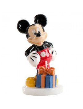 Candelina Mickey Mouse (9 cm)