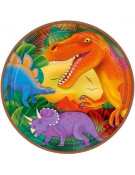 Piatti Dinosauri...