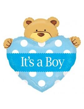Palloncino Orsetto It's a Boy