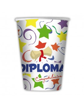 Bicchieri per Diploma (10 pz)
