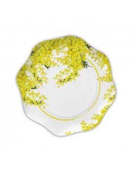 Piatti Ø 18 cm Mimose (10 pz)