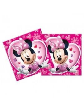 Tovaglioli Minnie Mouse (20 pz)