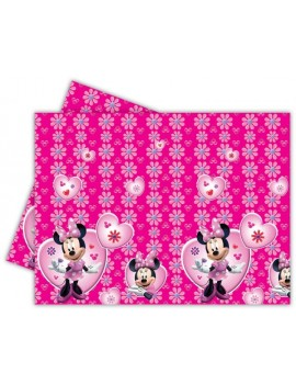 Tovaglia in Plastica Minnie Mouse