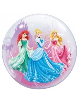 Palloncino Principesse Disney Tondo