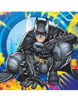 Tovaglioli 33x33 Batman (20 pz)