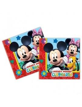 Tovaglioli Mickey Mouse (20 pz)