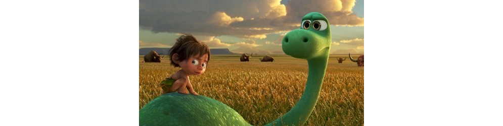 Festa a Tema The Good Dinosaur