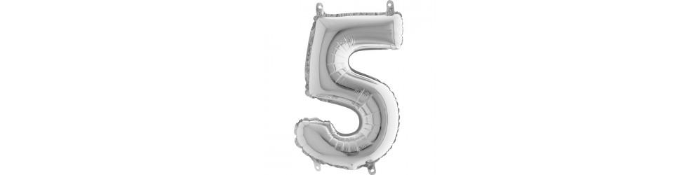 Numeri Medi (35 cm)