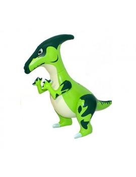 Gonfiabile Dinosauro Picchiatello Verde