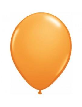 """Palloncini in Lattice Arancione 14"""" da 50 pz"""