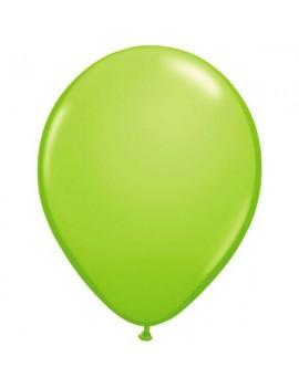 "Palloncini in Lattice Verde Mela 14"" da 50 pz"