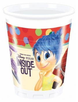 Bicchieri Inside Out da 200 ml (8 pz)