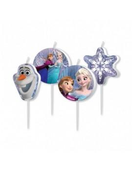Candeline a Tema Frozen il Regno di Ghiaccio