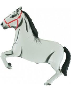 Mini Palloncino Cavallo Bianco