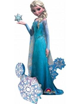 Palloncino Elsa Frozen Airwalker