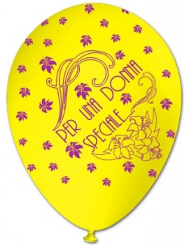 Palloncini in Lattice Per una Donna Speciale (10pz)