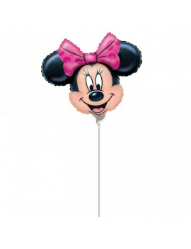 Mini Palloncino Minnie Mouse